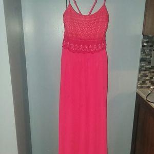 Forever 21 Long dress!!